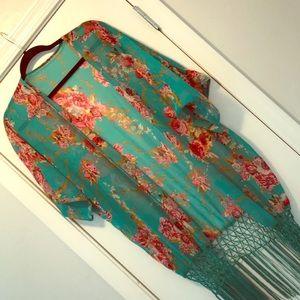 Other - Boho Chic kimono!